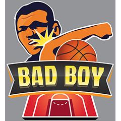 bad boy contest badge