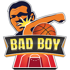 bad boy contest badge