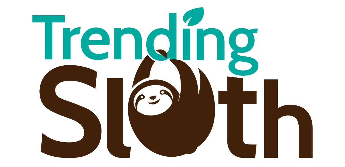 Trending Sloth Logo